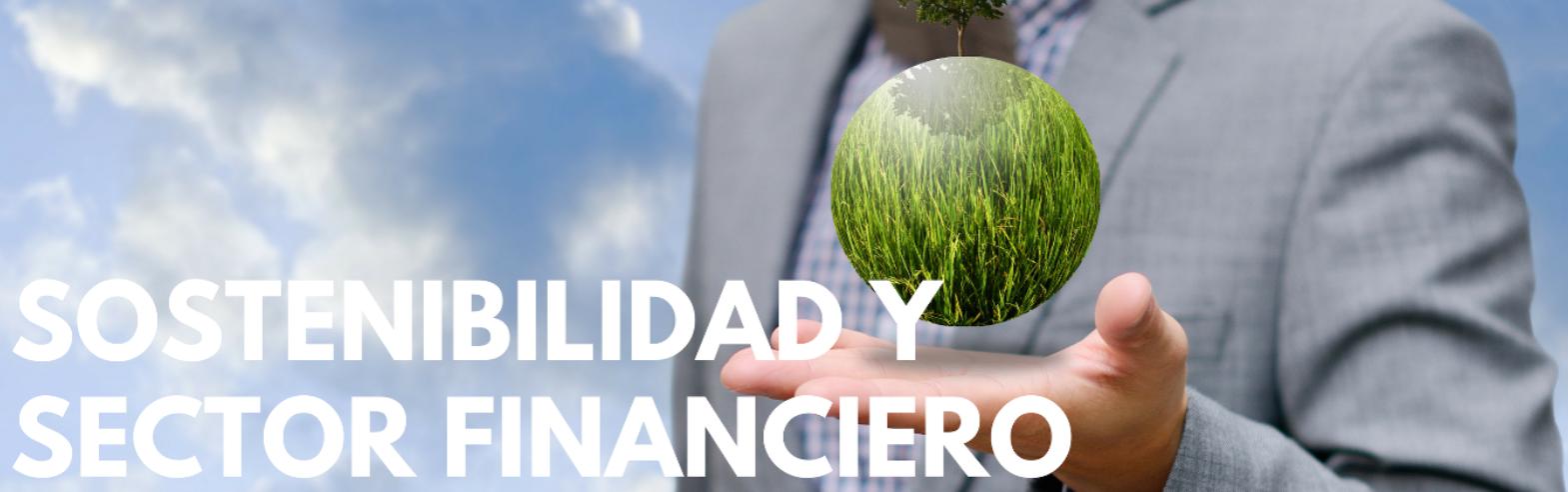 Sostenibilidad sector financiero